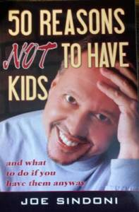 50 reasons not to have kids photo